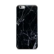 Load image into Gallery viewer, Black Marble - Iphone 6 Plus/6S Plus - Iphone Case
