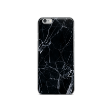 Load image into Gallery viewer, Black Marble - Iphone 6/6S - Iphone Case