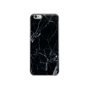 Black Marble - Iphone 6/6S - Iphone Case