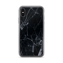 Load image into Gallery viewer, Black Marble - Iphone X/xs - Iphone Case