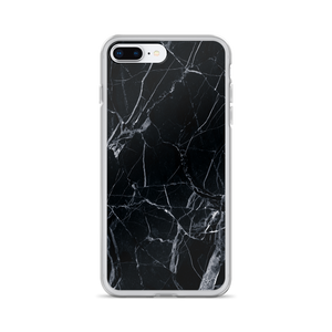 Black Marble - Iphone 7 Plus/8 Plus - Iphone Case
