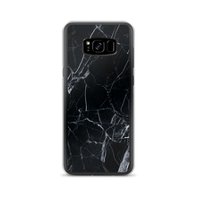 Load image into Gallery viewer, Black Marble - Samsung Case - $25.00 - Samsung Galaxy S8+