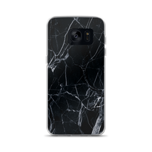 Load image into Gallery viewer, Black Marble - Samsung Case - $25.00 - Samsung Galaxy S7