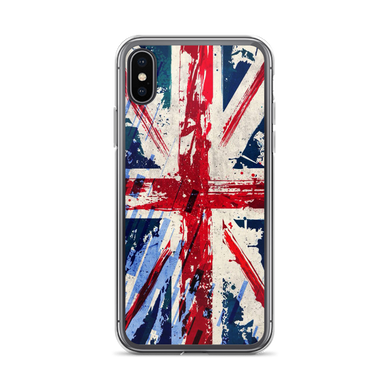Britain Flag - Iphone Case - $25.00 - Iphone X/xs