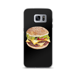 Burger Art - $25.00 - Samsung Galaxy S7 Edge