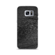 Load image into Gallery viewer, Codes - Samsung Case - $25.00 - Samsung Galaxy S7 Edge