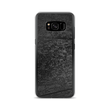 Load image into Gallery viewer, Codes - Samsung Case - $25.00 - Samsung Galaxy S8