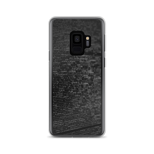 Load image into Gallery viewer, Codes - Samsung Case - $25.00 - Samsung Galaxy S9
