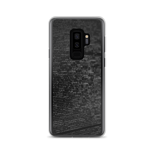 Load image into Gallery viewer, Codes - Samsung Case - $25.00 - Samsung Galaxy S9+