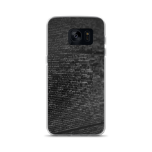 Load image into Gallery viewer, Codes - Samsung Case - $25.00 - Samsung Galaxy S7