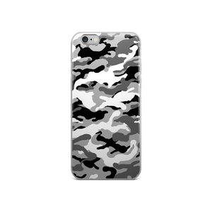 Gray Camo - Iphone Case - $25.00 - Iphone 6/6S