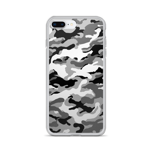 Gray Camo - Iphone Case - $25.00 - Iphone 7 Plus/8 Plus