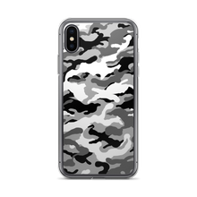 Load image into Gallery viewer, Gray Camo - Iphone Case - $25.00 - Iphone X/xs