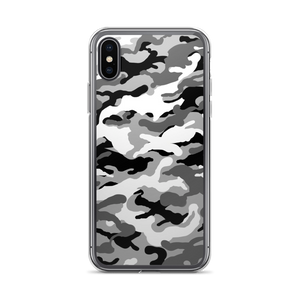 Gray Camo - Iphone Case - $25.00 - Iphone X/xs