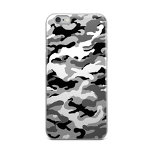 Load image into Gallery viewer, Gray Camo - Iphone Case - $25.00 - Iphone 6 Plus/6S Plus