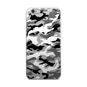 Gray Camo - Iphone Case - $25.00 - Iphone 6 Plus/6S Plus