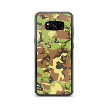 Load image into Gallery viewer, Green Camo - Samsung Case - $25.00 - Samsung Galaxy S8