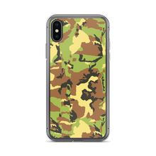 Load image into Gallery viewer, Green Camo - Iphone Case - $25.00 - Iphone X/xs