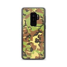 Load image into Gallery viewer, Green Camo - Samsung Case - $25.00 - Samsung Galaxy S9+