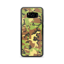 Load image into Gallery viewer, Green Camo - Samsung Case - $25.00 - Samsung Galaxy S8+