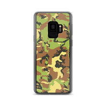 Load image into Gallery viewer, Green Camo - Samsung Case - $25.00 - Samsung Galaxy S9