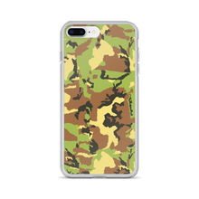 Load image into Gallery viewer, Green Camo - Iphone Case - $25.00 - Iphone 7 Plus/8 Plus