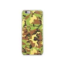 Load image into Gallery viewer, Green Camo - Iphone Case - $25.00 - Iphone 6/6S