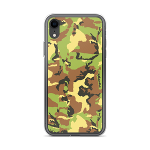 Green Camo - Iphone Case - $25.00 - Iphone Xr