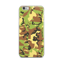 Load image into Gallery viewer, Green Camo - Iphone Case - $25.00 - Iphone 6 Plus/6S Plus