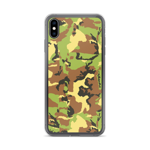 Green Camo - Iphone Case - $25.00 - Iphone Xs Max