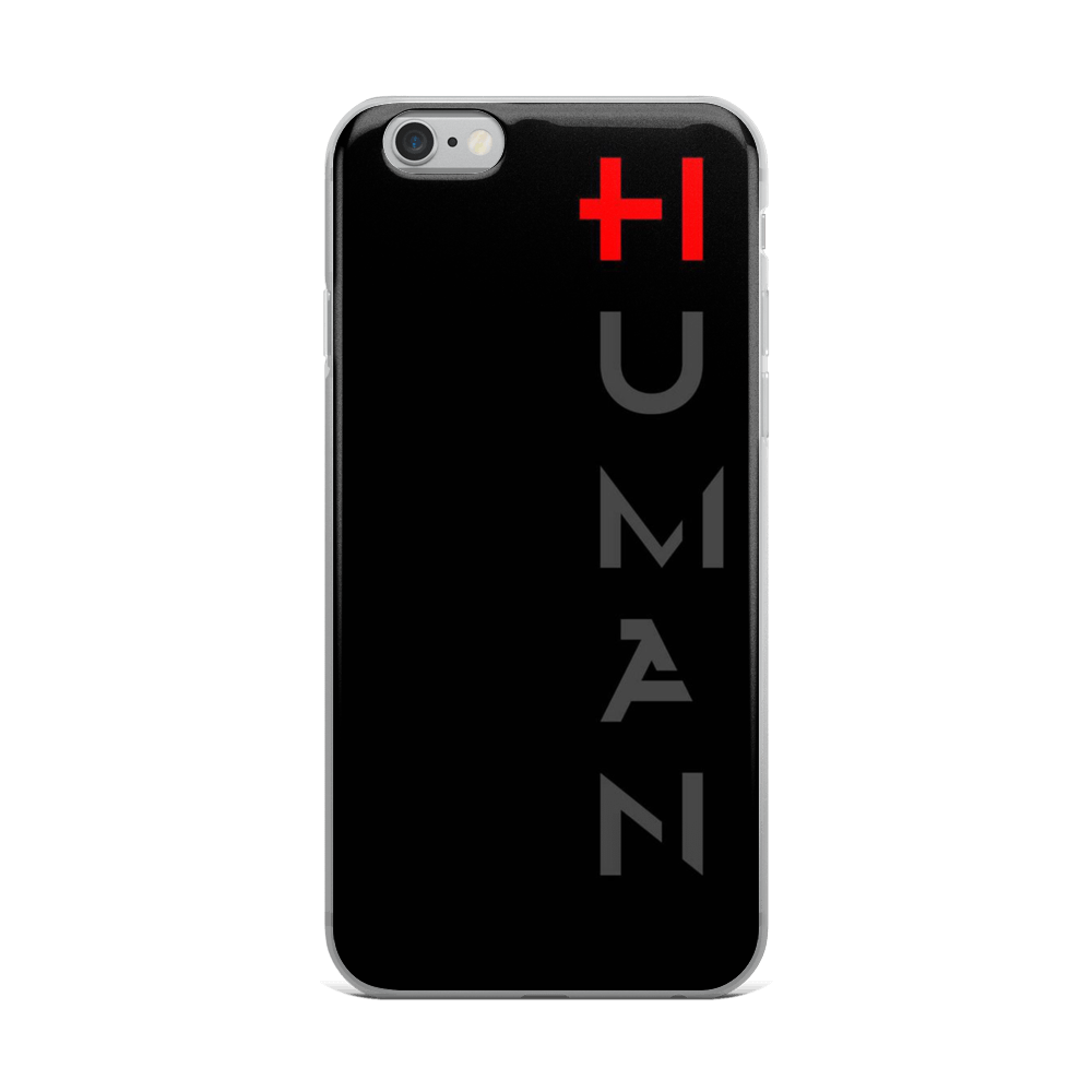 Human - Iphone Case - $25.00 - Iphone 6 Plus/6S Plus