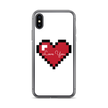 Load image into Gallery viewer, Love Heart - $25.00 - Iphone X/xs