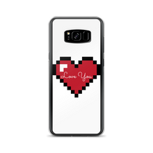 Load image into Gallery viewer, Love Heart - $25.00 - Samsung Galaxy S8+