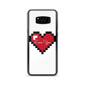 Love Heart - $25.00 - Samsung Galaxy S8+