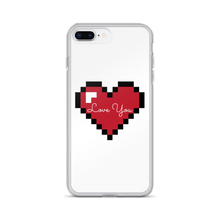 Load image into Gallery viewer, Love Heart - $25.00 - Iphone 7 Plus/8 Plus