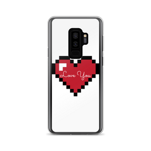 Love Heart - $25.00 - Samsung Galaxy S9+