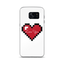 Load image into Gallery viewer, Love Heart - $25.00 - Samsung Galaxy S7