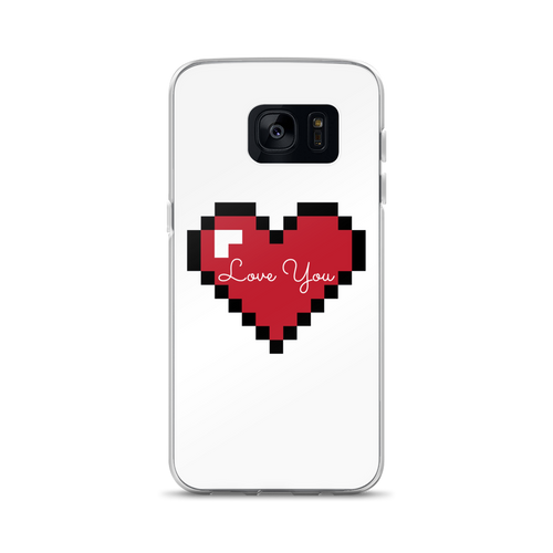 Love Heart - $25.00 - Samsung Galaxy S7