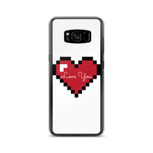 Load image into Gallery viewer, Love Heart - $25.00 - Samsung Galaxy S8
