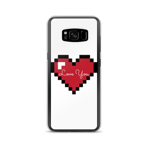 Love Heart - $25.00 - Samsung Galaxy S8