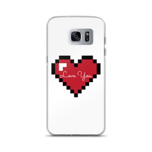 Load image into Gallery viewer, Love Heart - $25.00 - Samsung Galaxy S7 Edge
