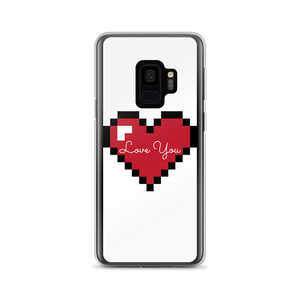 Love Heart - $25.00 - Samsung Galaxy S9