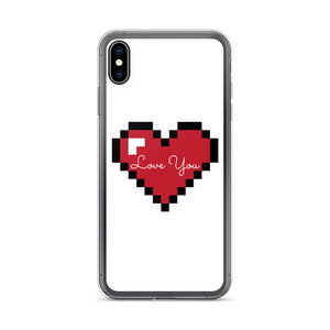 Love Heart - $25.00 - Iphone Xs Max