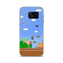 Load image into Gallery viewer, Mario World - Samsung Case - $25.00 - Samsung Galaxy S7
