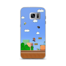 Load image into Gallery viewer, Mario World - Samsung Case - $25.00 - Samsung Galaxy S7 Edge