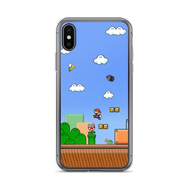 Mario World - Iphone X/xs - Iphone Case