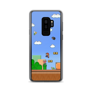 Mario World - Samsung Case - $25.00 - Samsung Galaxy S9+