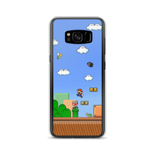 Load image into Gallery viewer, Mario World - Samsung Case - $25.00 - Samsung Galaxy S8