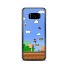Load image into Gallery viewer, Mario World - Samsung Case - $25.00 - Samsung Galaxy S8+