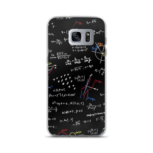 Math - Samsung Galaxy S7 Edge - Samsung Case